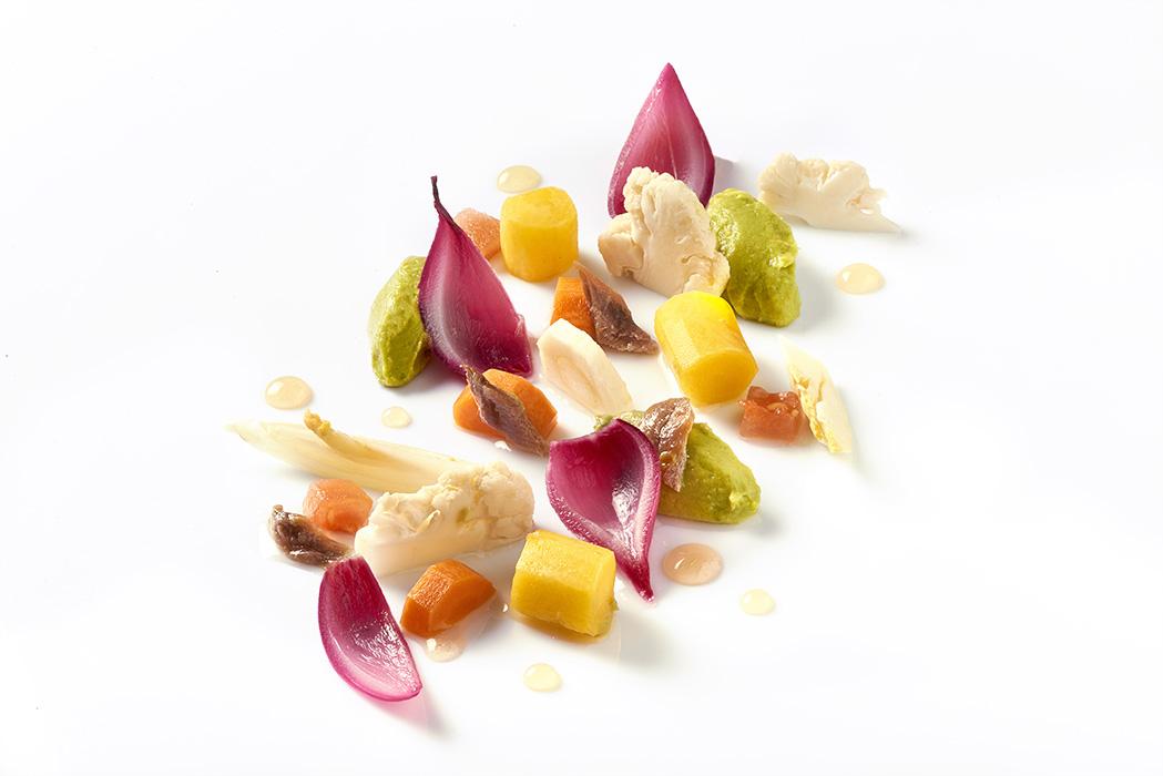 Aceto Balsamico Antica Modena - Carpione leggero con dip di guacamole
